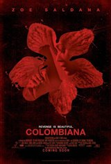Colombiana Movie Poster Movie Poster