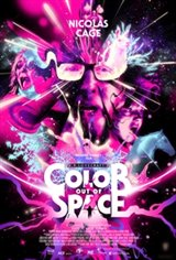 Color Out of Space Movie Poster Movie Poster