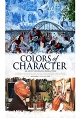 Colors Of Character: An Artist's Journey to Redemption Large Poster