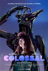 Colossal (v.f.) Affiche de film