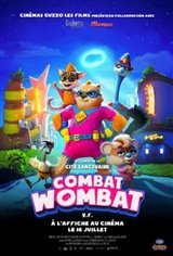 Combat Wombat Affiche de film