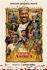 Coming 2 America (Amazon Prime Video) Affiche de film