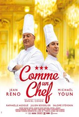 Comme un chef Movie Poster Movie Poster