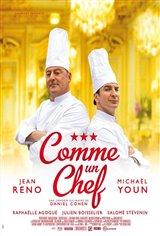Comme un chef Movie Poster