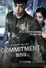 Commitment Large Poster