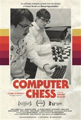 Computer Chess Large Poster