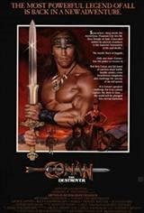 Conan The Barbarian (1982) Movie Poster