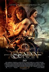 Conan the Barbarian 3D Movie Poster