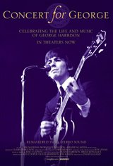 Concert for George Movie Poster