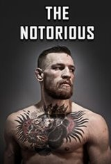 Conor McGregor: Notorious Movie Poster