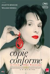 Copie conforme Movie Poster