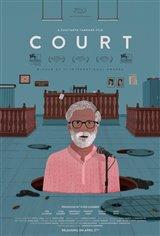 Court (v.o.s.-t.f.) Affiche de film