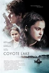 Coyote Lake Large Poster