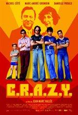 C.R.A.Z.Y. Affiche de film
