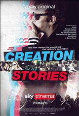 Creation Stories Movie Poster