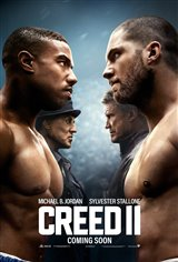 Creed II Movie Poster Movie Poster