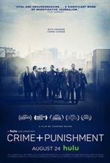 Crime + Punishment Movie Poster