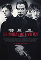 Criminal Activities Movie Poster