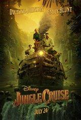 Croisière dans la jungle Affiche de film