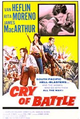 Cry of Battle Movie Poster