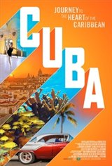 CUBA IMAX Large Poster