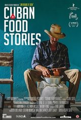 Cuban Food Stories Large Poster