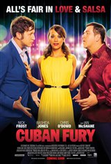 Cuban Fury Movie Poster Movie Poster