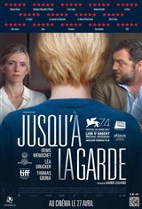 Custody Affiche de film