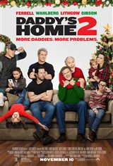 Daddy's Home 2 Affiche de film