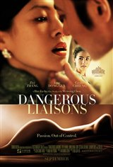 Dangerous Liaisons (2012) Movie Poster