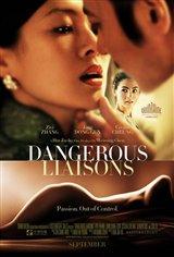 Dangerous Liaisons (2012) Movie Poster