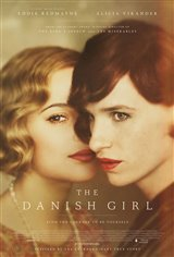 Danish Girl Affiche de film