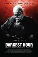 Darkest Hour Q&A Event Large Poster