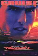 Days of Thunder Movie Poster Movie Poster