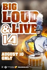 DCI 2017: Big, Loud & Live 14 Movie Poster