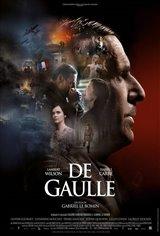 De Gaulle Affiche de film