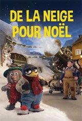 De la neige pour Noël Affiche de film