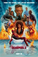 Deadpool 2 Movie Poster Movie Poster