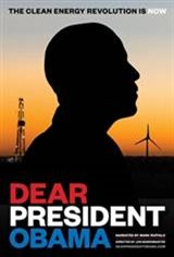 Dear President Obama, The Clean Energy Revolution is Now Movie Poster