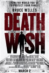 Death Wish Affiche de film
