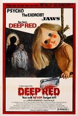 Deep Red Movie Poster