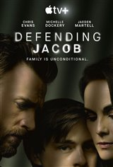 Defending Jacob (Apple TV+) Movie Poster
