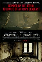 Deliver Us From Evil (2014) Movie Poster