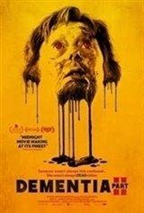 Dementia Part II Movie Poster