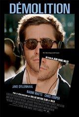 Démolition Affiche de film