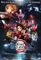 Demon Slayer le film : Le train de l'Infini Movie Poster