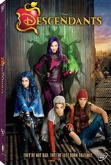 Descendants (TV) Movie Poster Movie Poster