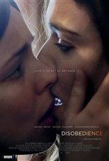 Désobéissance (v.o.a.s.-t.f) Affiche de film