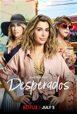 Desperados (Netflix) Movie Poster