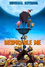 Despicable Me Affiche de film